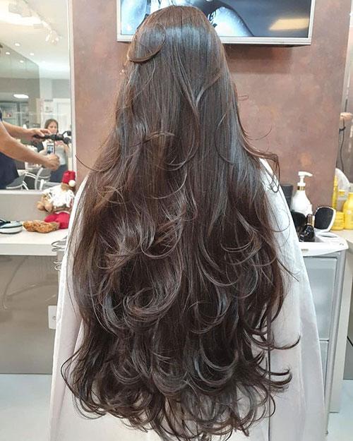 Long Haircuts