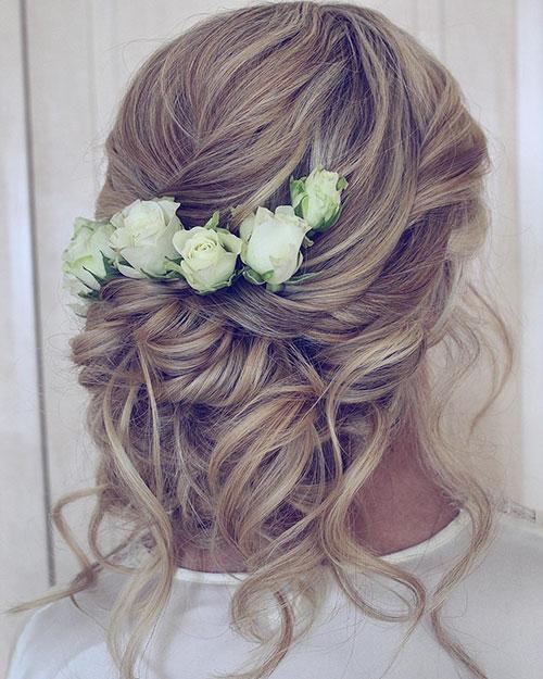 Updo Long Hair Styles