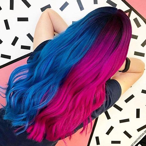 Long Lasting Hair Color
