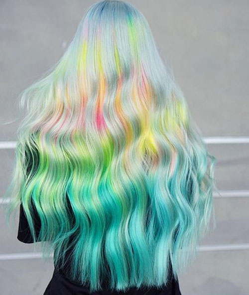 Sparks Long Lasting Hair Color