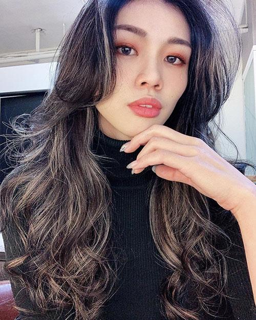 Asian Long Hair