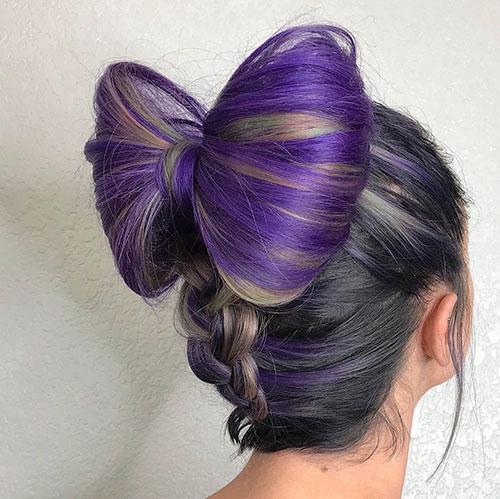 Bun Hairstyles For Long Hair