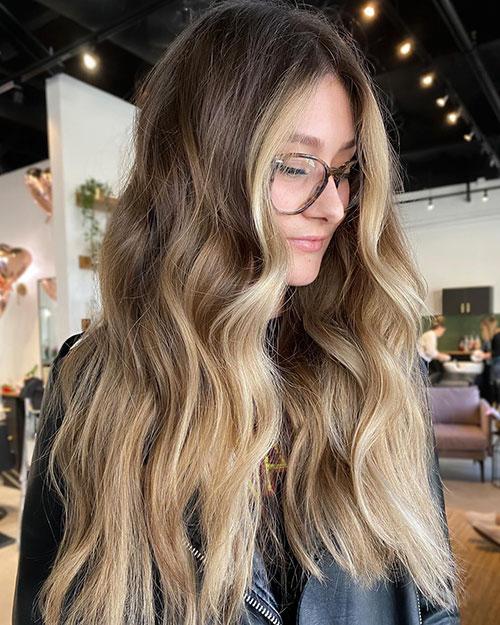 Highlights Long Hair 2020
