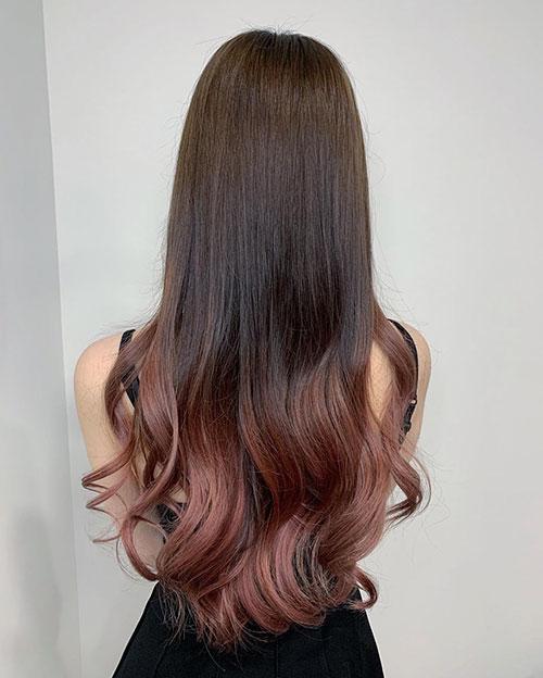 Asian Boy Long Hairstyle