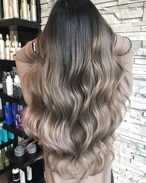 Asian Hairstyles For Long Hair