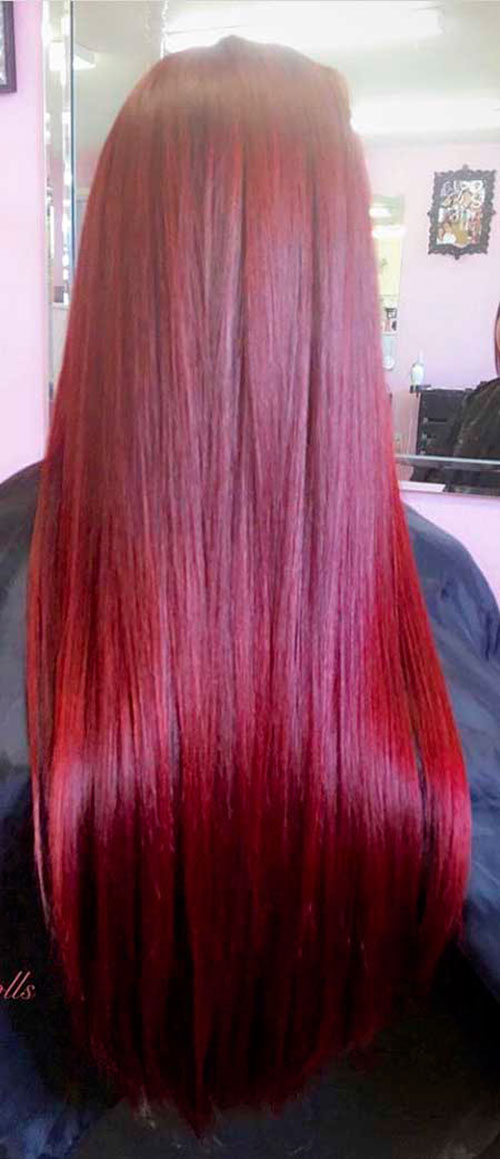 Most Long Lasting Hair Color