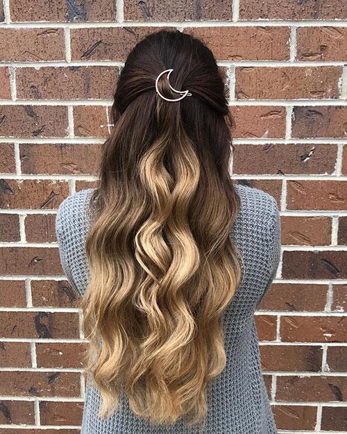 Blonde Balayage Long Hair