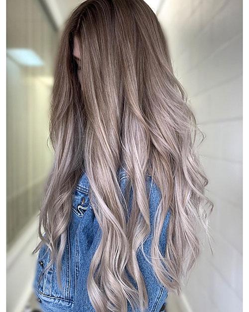 Average Price For Balayage For Long Hair