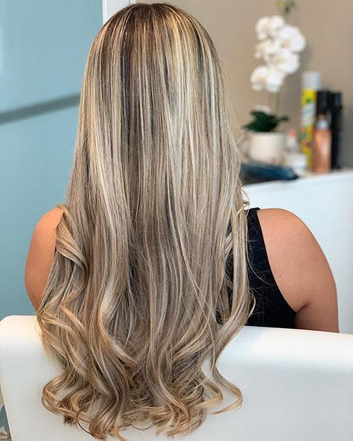 Highlights For Long Hair 2020