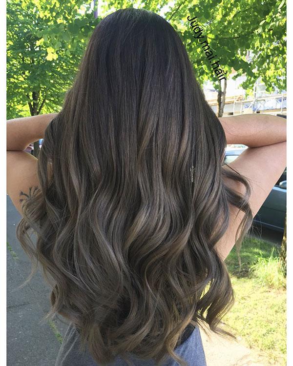 Good Haircuts For Long Thick Hair