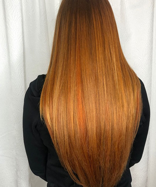 Long And Thick Hair