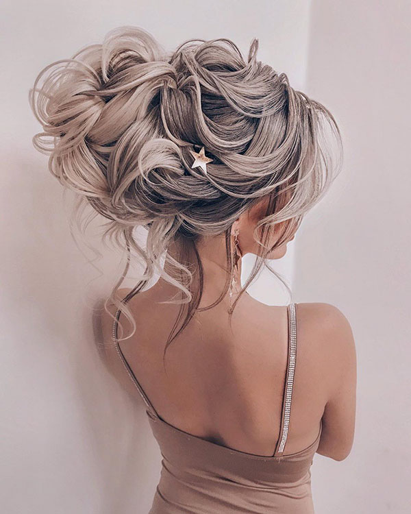 Updo Long Hair Styles