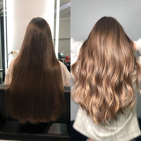 Beautiful Long Thick Hair