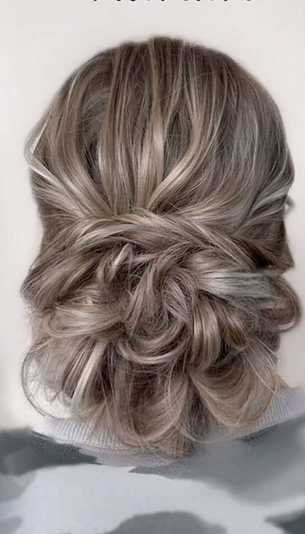 Updo Hair Images For Long Hair