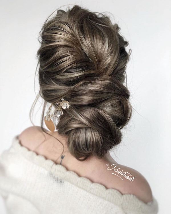 Updo Ideas For Long Hair