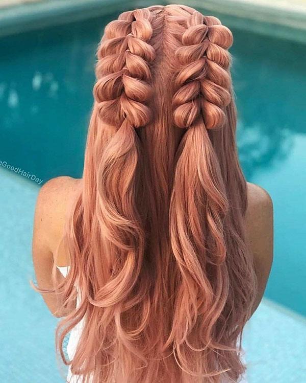 Braided Long Hairstyles