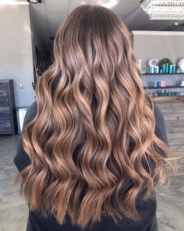 25 Latest And Trendy Female Haircuts For Long Hair In 2020 New Long Hairstyles Haircuts