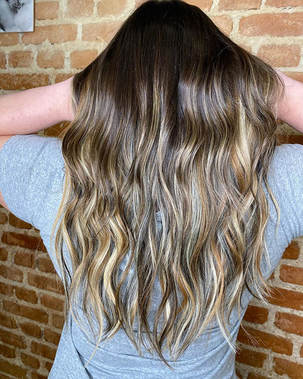Super Simple Hairstyles For Long Hair