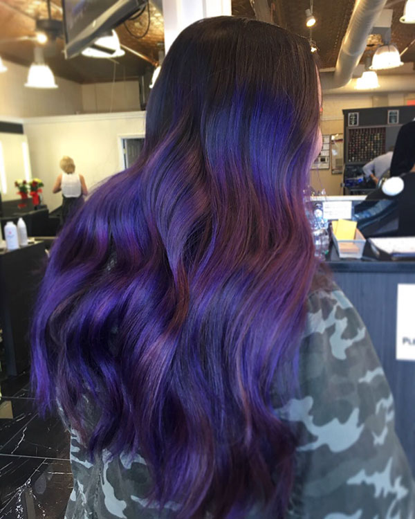 Long Hairstyles And Color