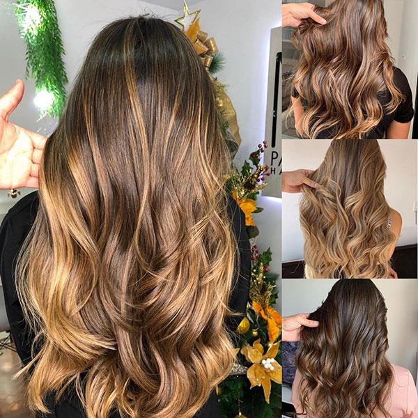 Images Of Long Balayage Hair
