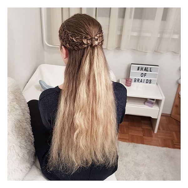 Simple Hair Pictures For Long Hair