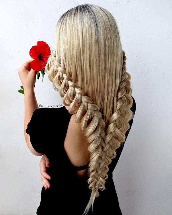 Braided Hair Long