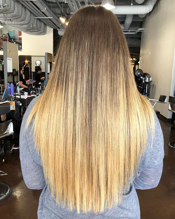 Long Haircuts For Women 2020