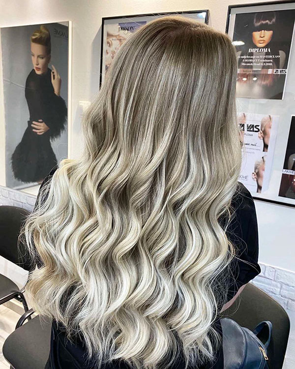 Female Long Hair
