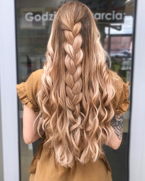 Long Braided Styles