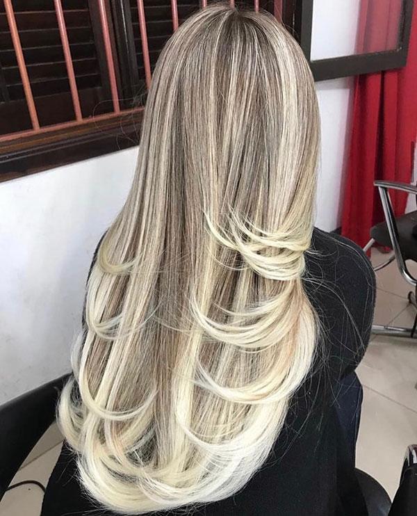 Simple Hairstyles On Long Hair