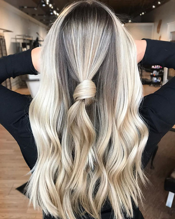 Hairstyles For Long Hair Women