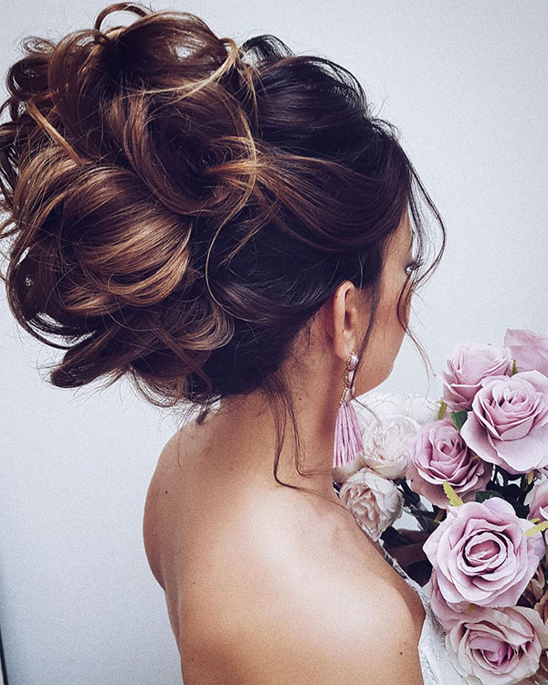Bridal Hair Ideas For Long Hair
