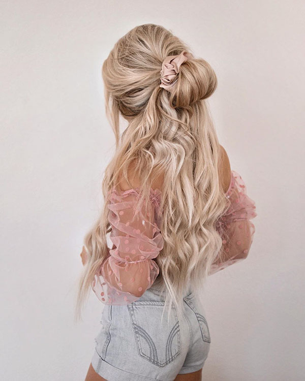 Nice Simple Hairstyles For Long Hair