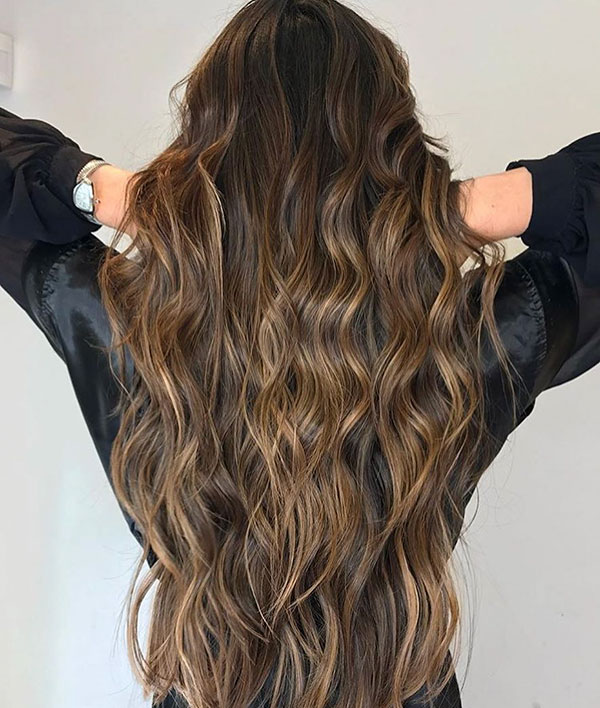 Simple And Elegant Hairstyles For Long Hair