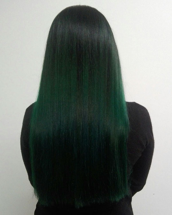 Vibrant Long Hairstyles