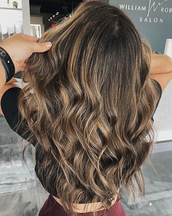 Simple Hair Designs For Long Hair