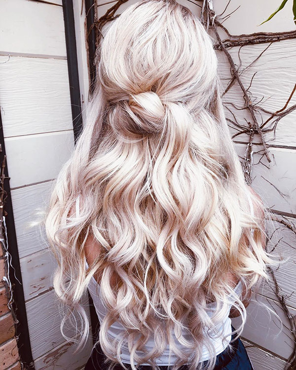 Simple Hairdos For Long Hair
