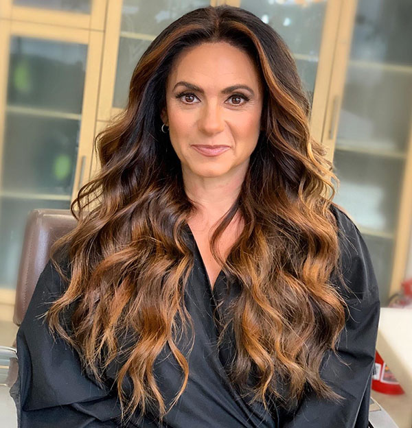Hair Color Images For Long Hair
