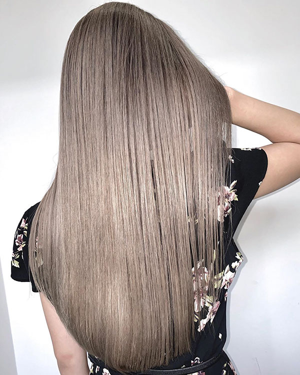 Women With Long Hair