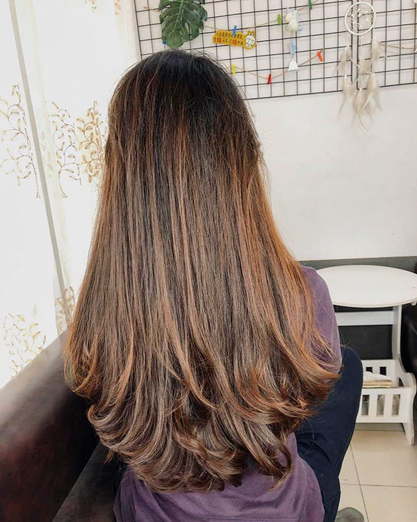 Haircut Ideas For Women With Long Hair