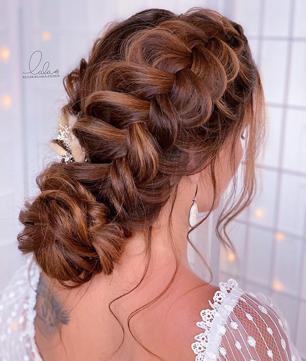 Long Party Hairstyles