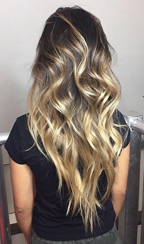 Long Textured Haircuts 2021