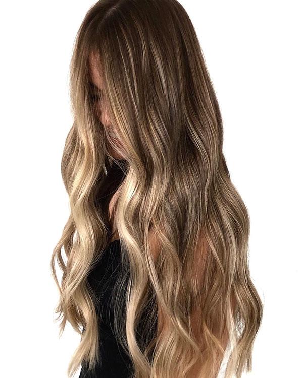 Long Hair Highlights 2021