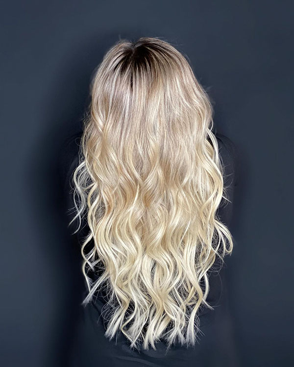 Girls With Long Textured Hair