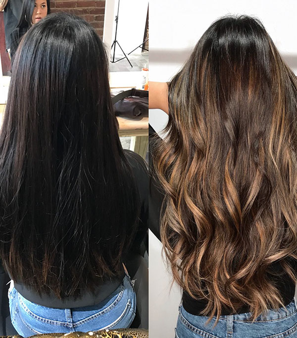 Haircuts And Highlights For Long Hair