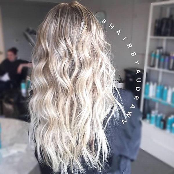 Long Textured Haircuts