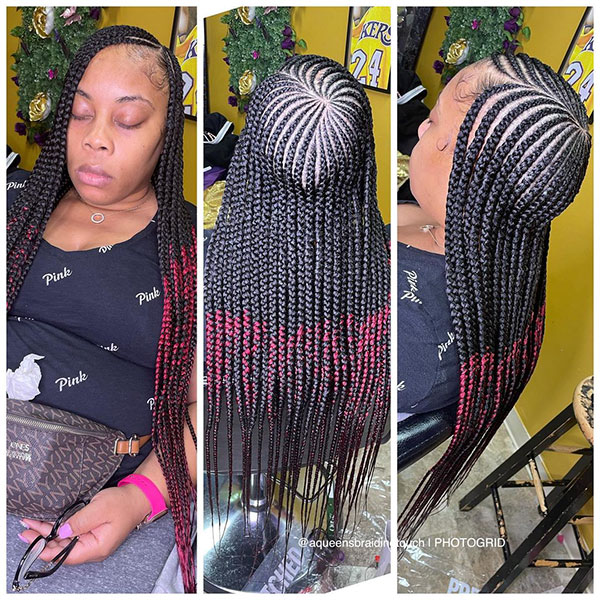 Long Braids For Black Women 2021