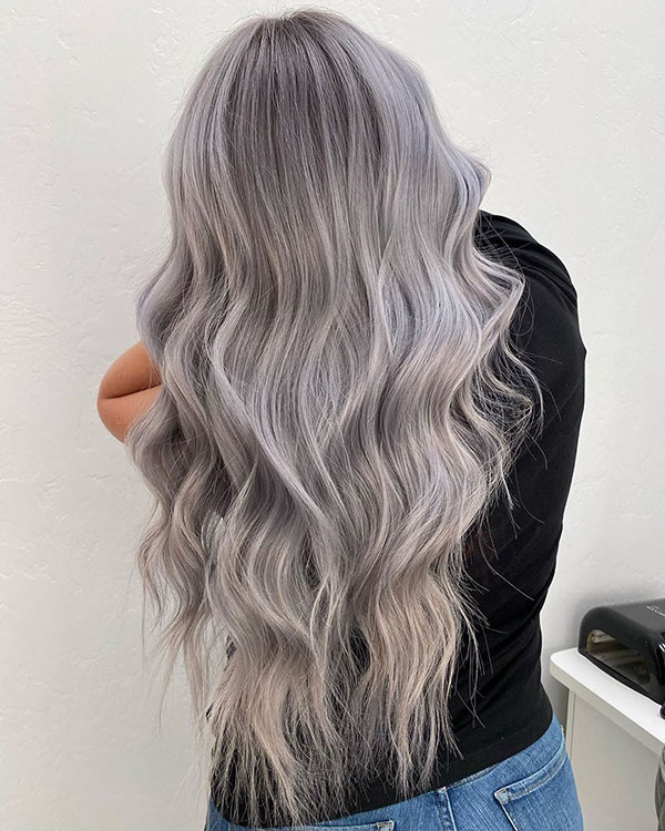 Long Textured Hairstyles