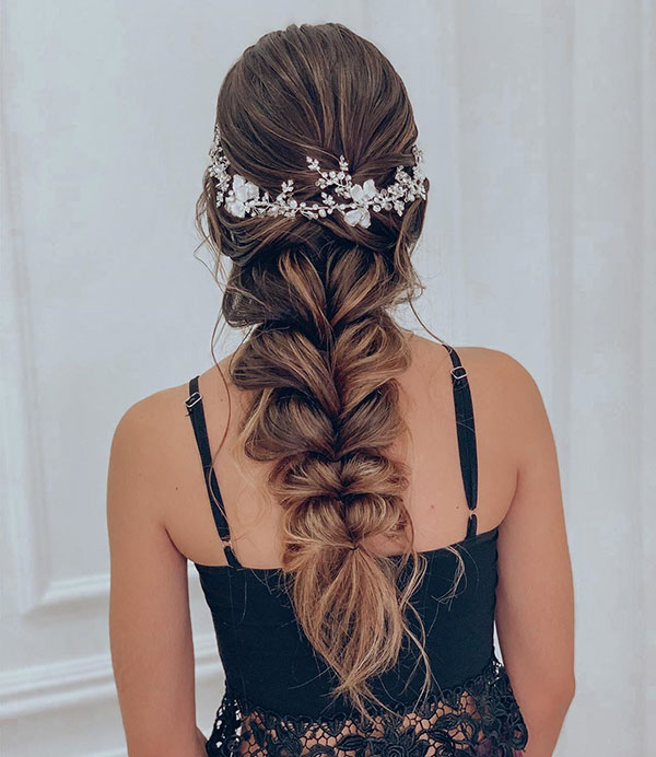 Best Party Hairstyles For Long Hair